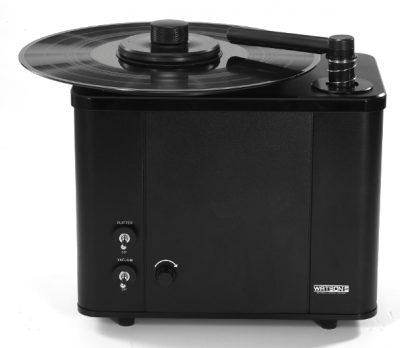 Watson Record Cleaning Machine